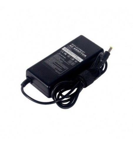 Chargeur Adaptable Pour PC Portable TOSHIBA 3.25A Petit Bec - Noir