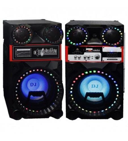 Haut parleur bluetooth MACRO 109 40W - Noir