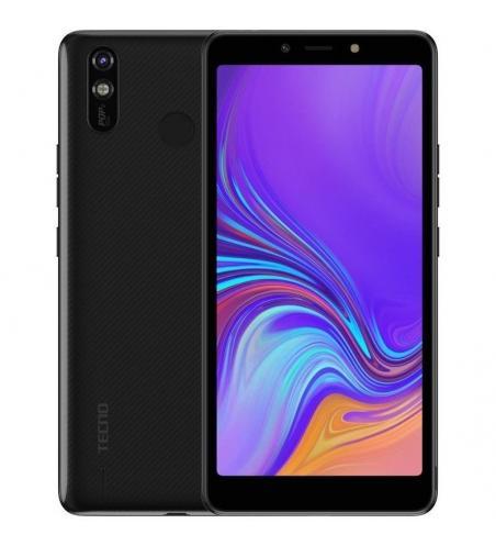 Smartphone TECNO Pop 2 Plus - CHAMPAGNE GOLD