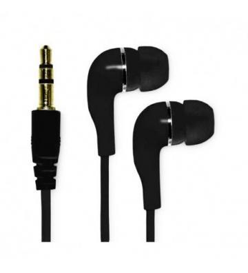 Écouteurs Simple - Noir