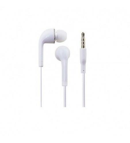 Écouteurs Simple - Blanc