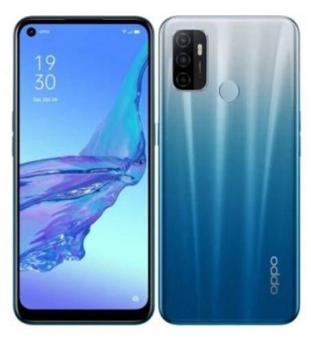 Smartphone OPPO A53 (FANCY BLUE)