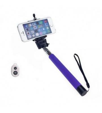 Tige Selfie Bluetooth avec...