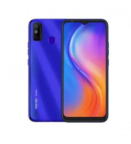 Smartphone TECNO Spark 6 Go - Bleu