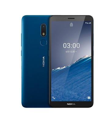 SMARTPHONE NOKIA C3 4G - BLEU