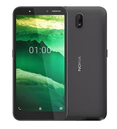 Smartphone NOKIA C1 - Noir