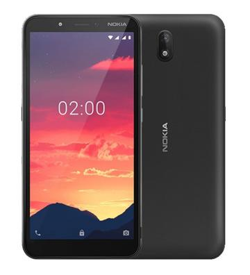 Smartphone NOKIA C2 - Noir