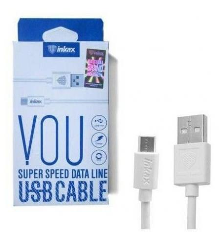 Cable Micro USB 1m INKAX CK-13