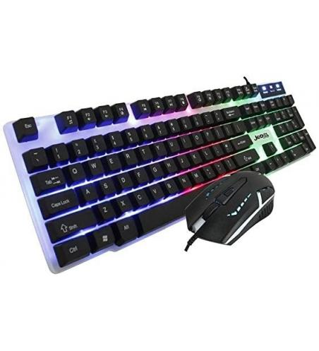 Combo Clavier et Souris USB Gaming JEDEL GK100