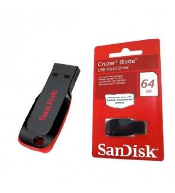 Flash Sandisk Cruzer Blade...